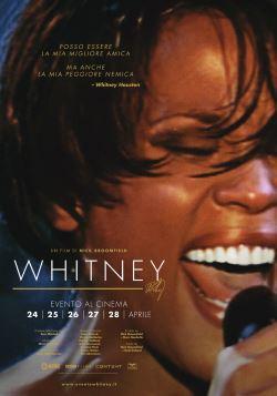 locandina del film WHITNEY (2017)