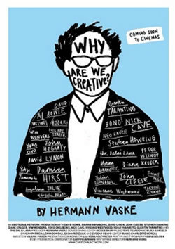 locandina del film WHY ARE WE CREATIVE?