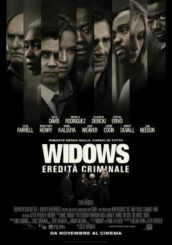 locandina del film WIDOWS: EREDITA' CRIMINALE
