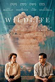 locandina del film WILDLIFE (2018)