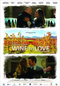 locandina del film WINE TO LOVE