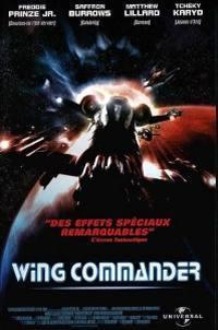 locandina del film WING COMMANDER - ATTACCO ALLA TERRA