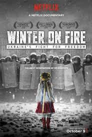 locandina del film WINTER OF FIRE: UKRAINE'S FIGHT FOR FREEDOM