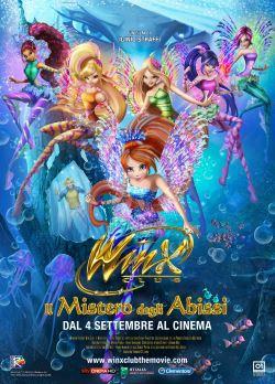 Winx Club – Il Mistero Degli Abissi (2014)