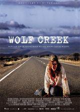 locandina del film WOLF CREEK