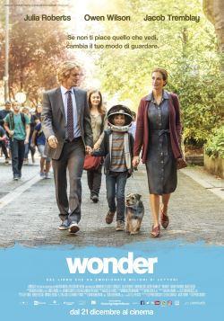 locandina del film WONDER
