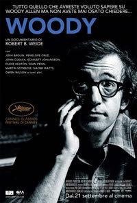 locandina del film WOODY