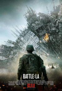locandina del film WORLD INVASION: BATTLE LOS ANGELES