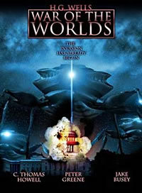 locandina del film WAR OF THE WORLDS - L'INVASIONE