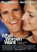 locandina del film WHAT WOMEN WANT