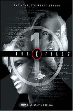 locandina del film X-FILES - STAGIONE 1