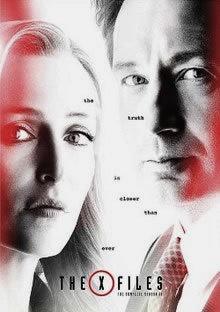 locandina del film X-FILES - STAGIONE 11