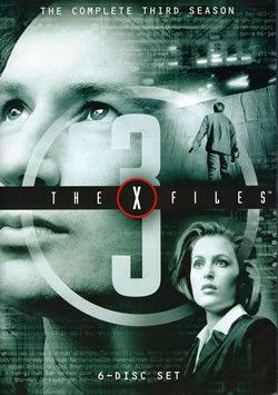 locandina del film X-FILES - STAGIONE 3