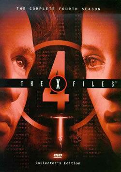 locandina del film X-FILES - STAGIONE 4
