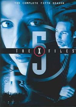 locandina del film X-FILES - STAGIONE 5
