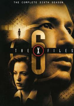 locandina del film X-FILES - STAGIONE 6