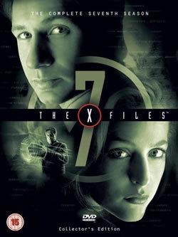 locandina del film X-FILES - STAGIONE 7