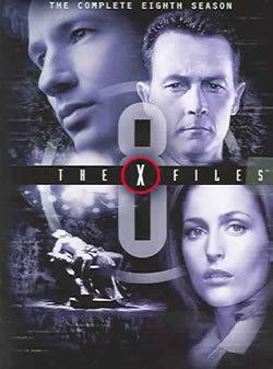 locandina del film X-FILES - STAGIONE 8
