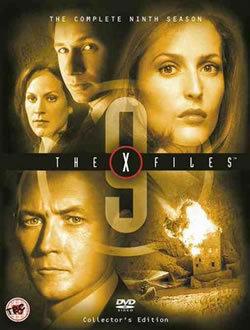 locandina del film X-FILES - STAGIONE 9