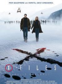 locandina del film X-FILES: VOGLIO CREDERCI