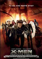 locandina del film X-MEN: CONFLITTO FINALE
