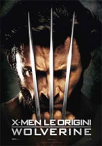 locandina del film X-MEN LE ORIGINI: WOLVERINE