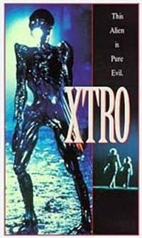 locandina del film XTRO - ATTACCO ALLA TERRA