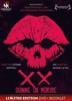 locandina del film XX - DONNE DA MORIRE