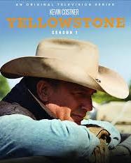 locandina del film YELLOWSTONE - STAGIONE 1