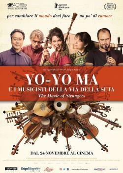YO YO MA E I MUSICISTI DELLA VIA DELLA SETA