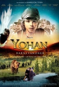 locandina del film YOHAN - BARNEVANDRER