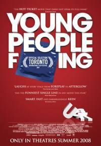locandina del film YOUNG PEOPLE FUCKING