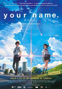 locandina del film YOUR NAME
