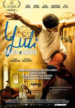 locandina del film YULI - DANZA E LIBERTA'
