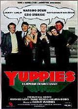 locandina del film YUPPIES - I GIOVANI DI SUCCESSO