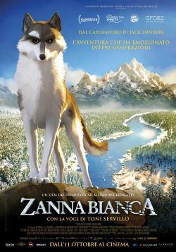 locandina del film ZANNA BIANCA (2018)