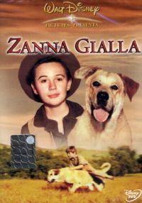 locandina del film ZANNA GIALLA