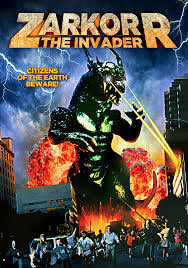 locandina del film ZARKORR! THE INVADER