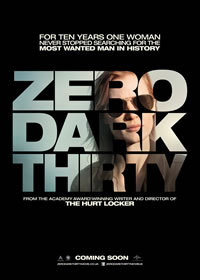 locandina del film ZERO DARK THIRTY