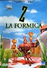 locandina del film Z LA FORMICA
