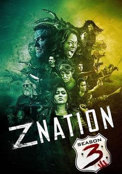 locandina del film Z NATION - STAGIONE 3