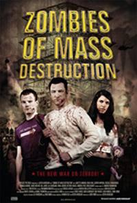 locandina del film ZOMBIES OF MASS DESTRUCTION