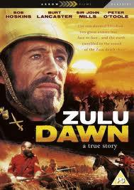 locandina del film ZULU DAWN