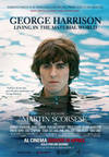 Locandina del film GEORGE HARRISON: LIVING IN THE MATERIAL WORLD