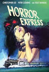 Locandina del film HORROR EXPRESS