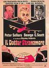 locandina del film IL DOTTOR STRANAMORE