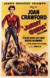 Locandina del film JOHNNY GUITAR