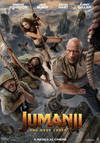 Locandina del film JUMANJI - THE NEXT LEVEL