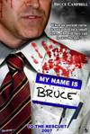 Locandina del film MY NAME IS BRUCE