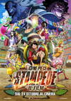 Locandina del film ONE PIECE: STAMPEDE - IL FILM